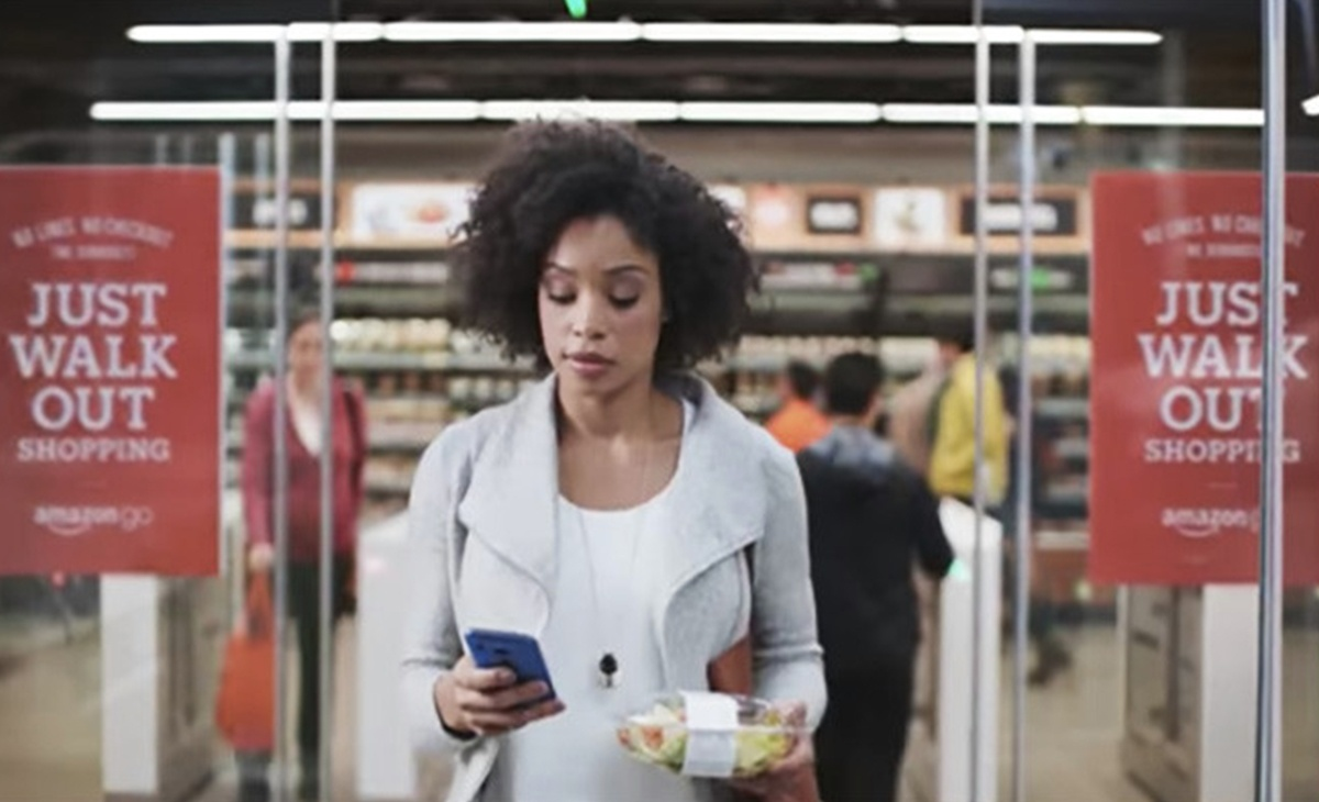Amazon's innovations in frictionless convenience at Amazon Go has become a unique experience in itself.