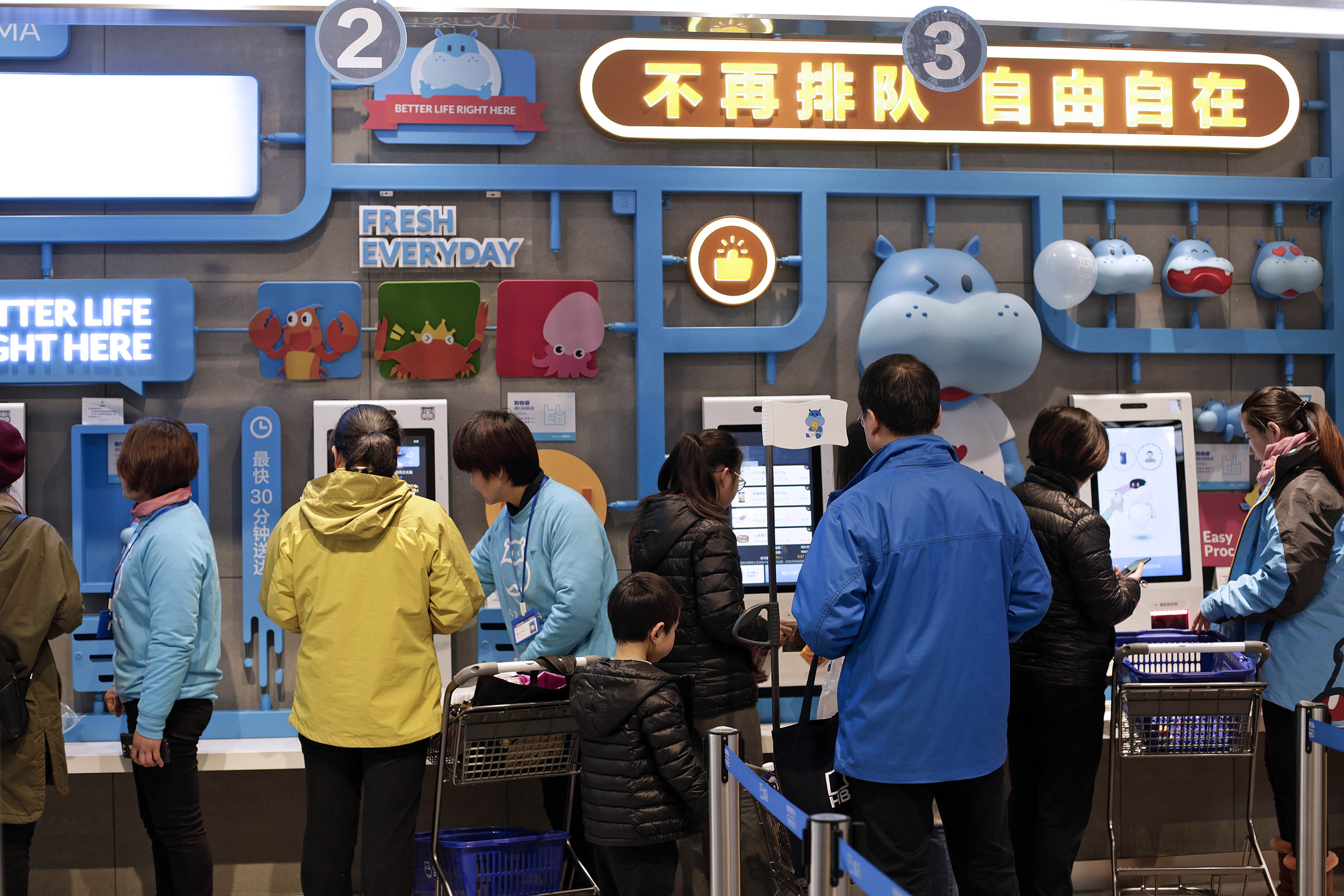 How Alibaba is Winning the Race to Reinvent Retail