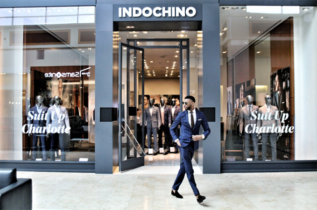 Indochino's brick-and-mortar offerings provide luxury experience, at an affordable price