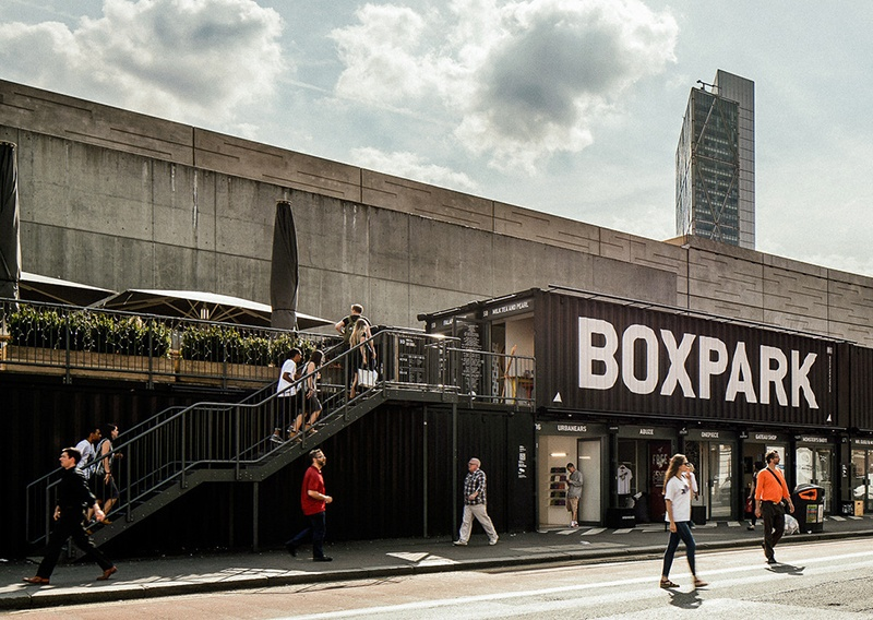 London Shoreditch Boxpark