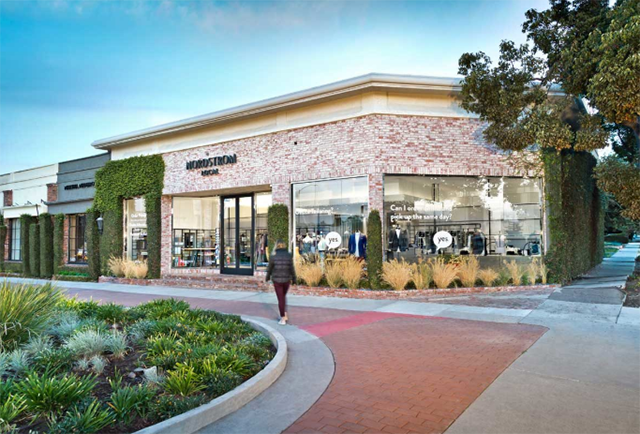 Nordstrom added a showroom to its brick-and-mortar portfolio, which it calls Nordstrom Local