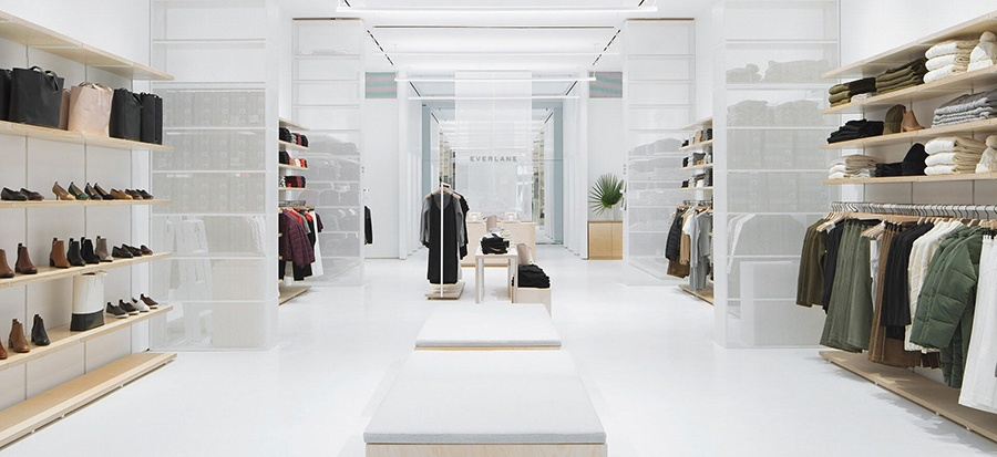 RetailSpaces Everlane New York