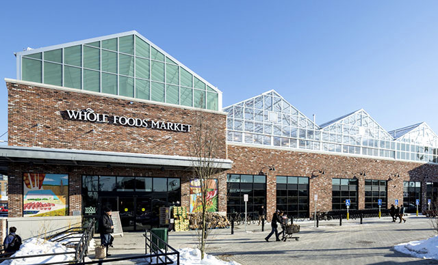Whole Foods in Brooklyn Gowanus is America's greenest supermarket
